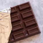 """""""チョコ""""っと健康にうれしい"""